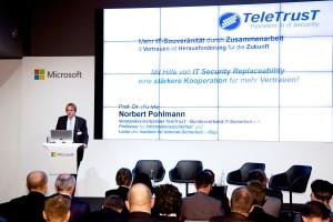 TeleTrusT Microsoft Prof Norbert Pohlmann