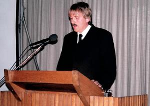 Vortrag zur Innovationspreisverleihung - Aachen 1997 - Prof. Norbert Pohlmann