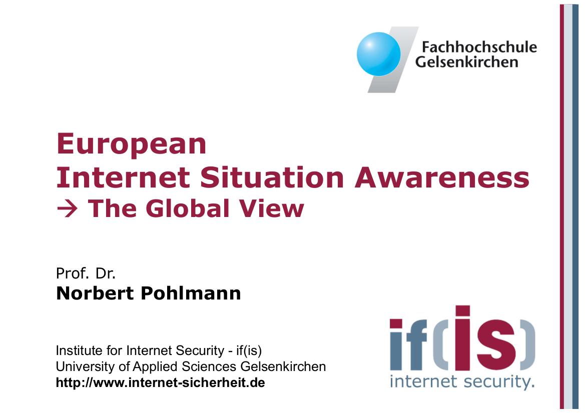203-European-Internet-Situation-Awareness-Prof.-Norbert-Pohlmann