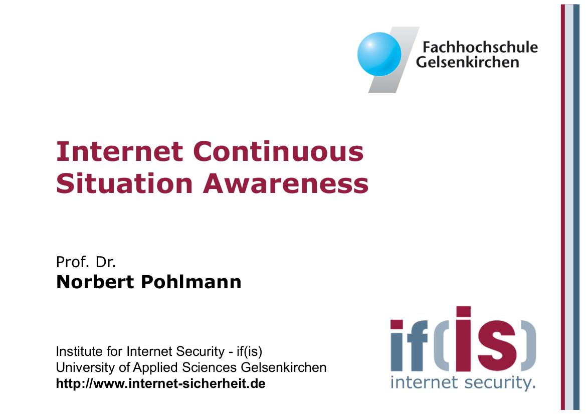 206-Internet-Situation-Awareness-Prof.-Norbert-Pohlmann