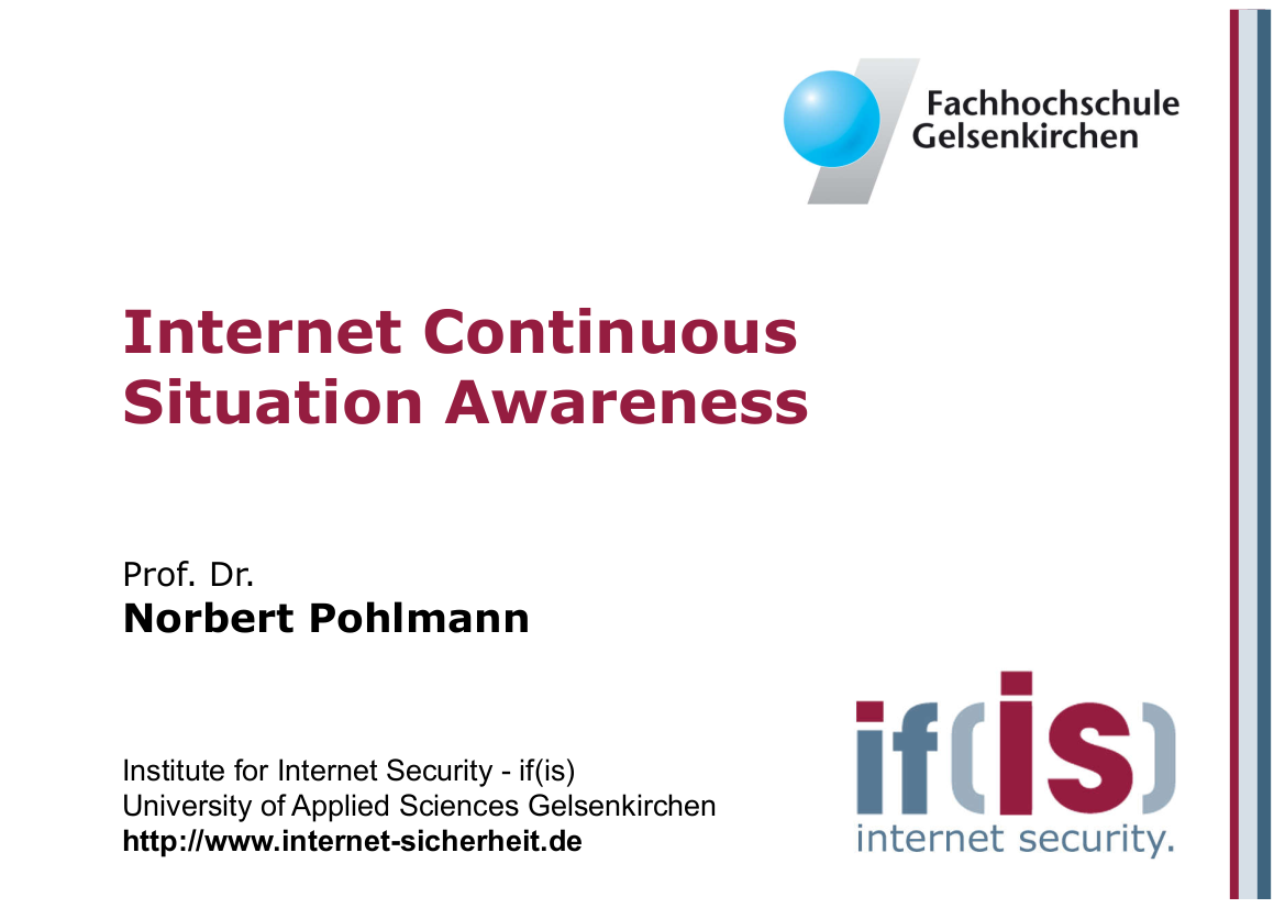 207-Internet-Continuous-Situation-Awareness-Prof.-Norbert-Pohlmann