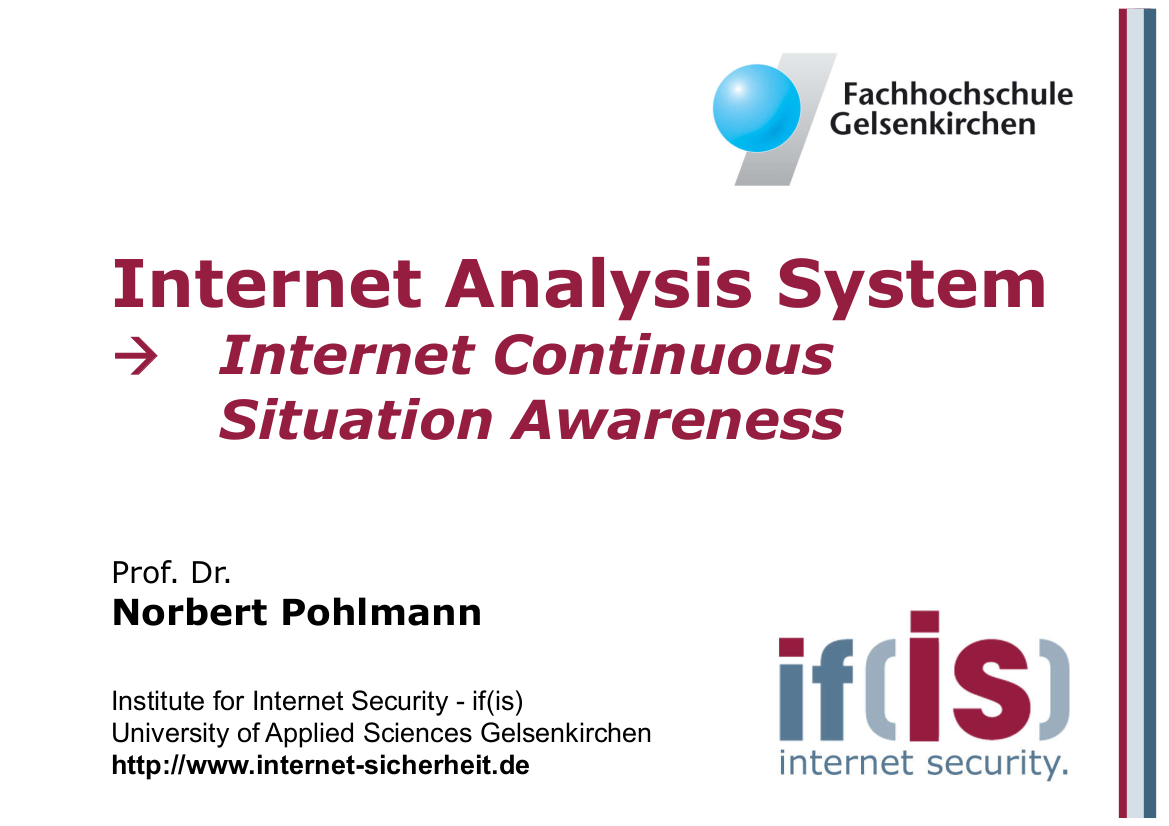 209-ISAC_Washington-Internet-Analysis-System-Prof.-Norbert-Pohlmann