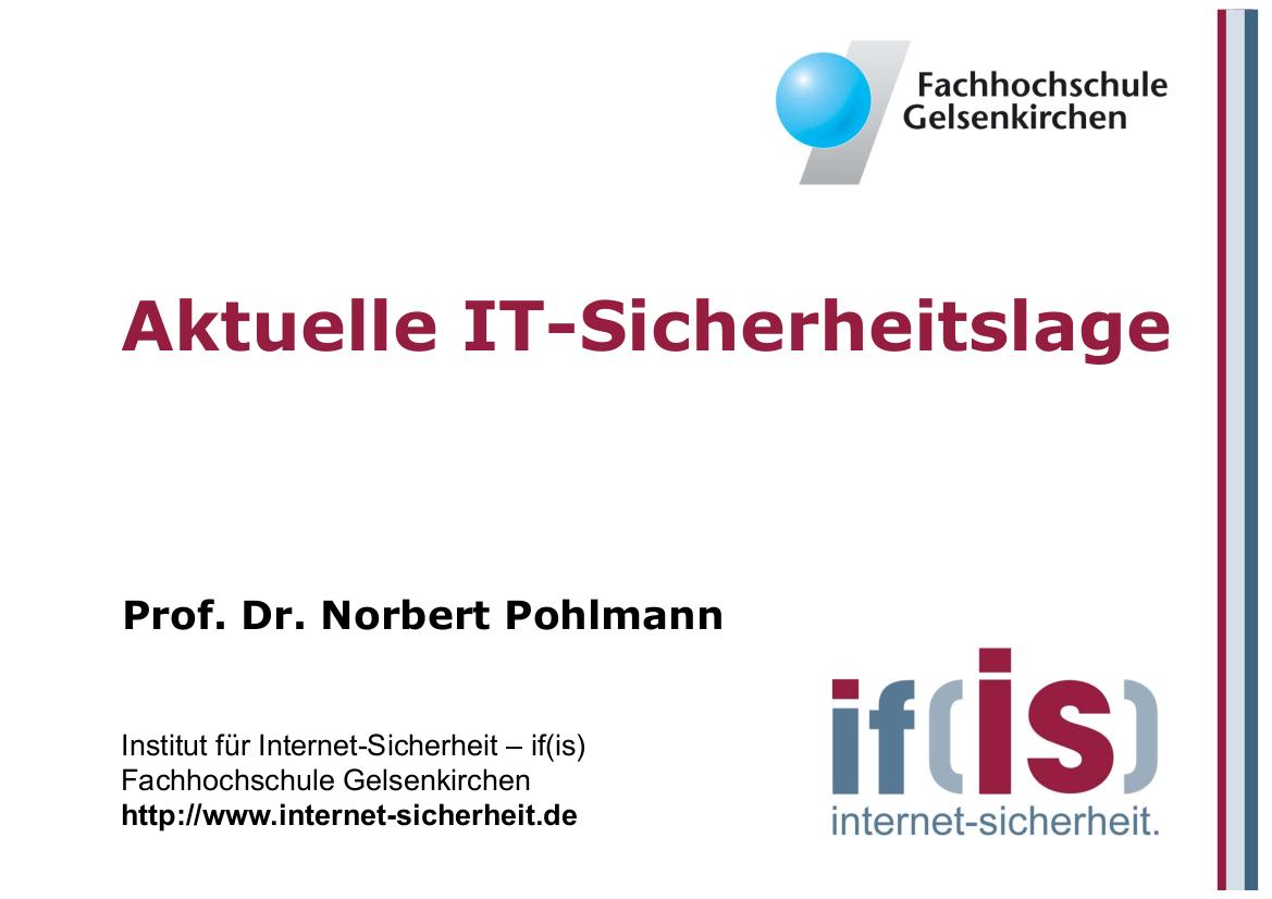 219-Aktuelle-IT-Sicherheitslage-Prof.-Norbert-Pohlmann