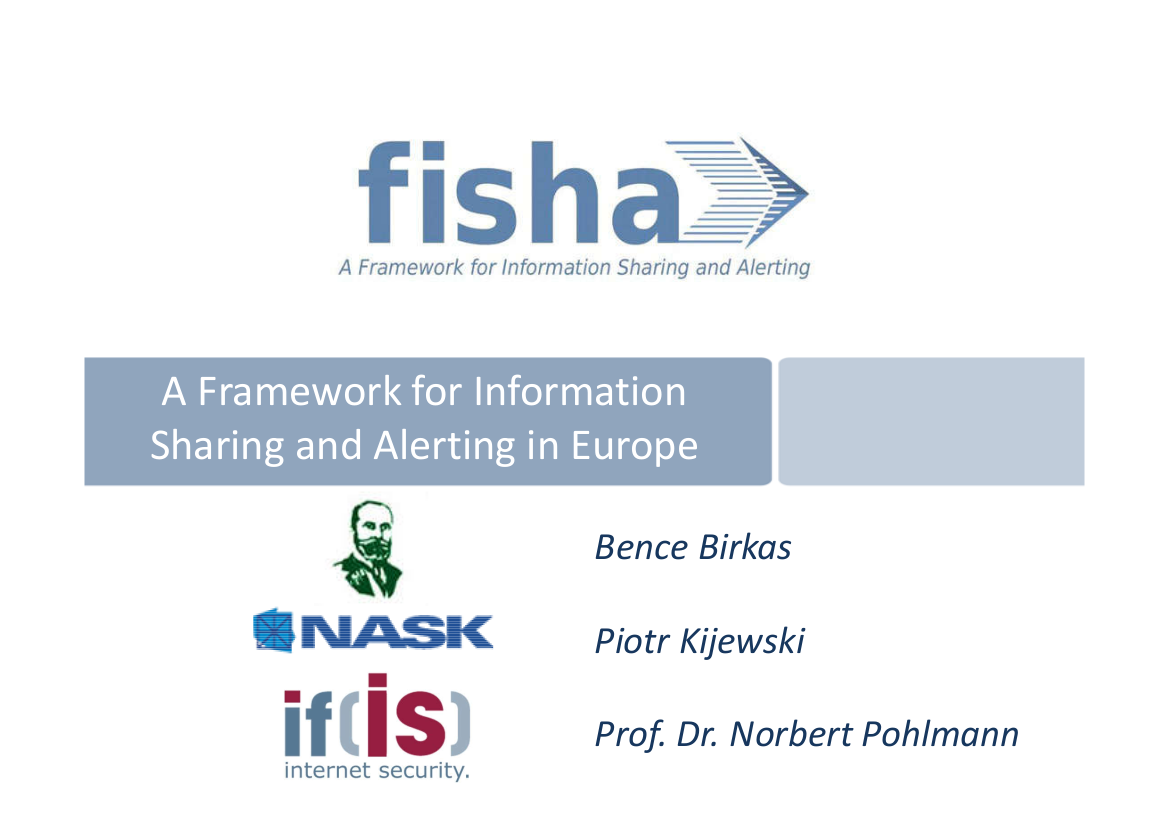 220-A-Framework-for-Information-Sharing-and-Alerting-in-Europe-Prof.-Norbert-Pohlmann