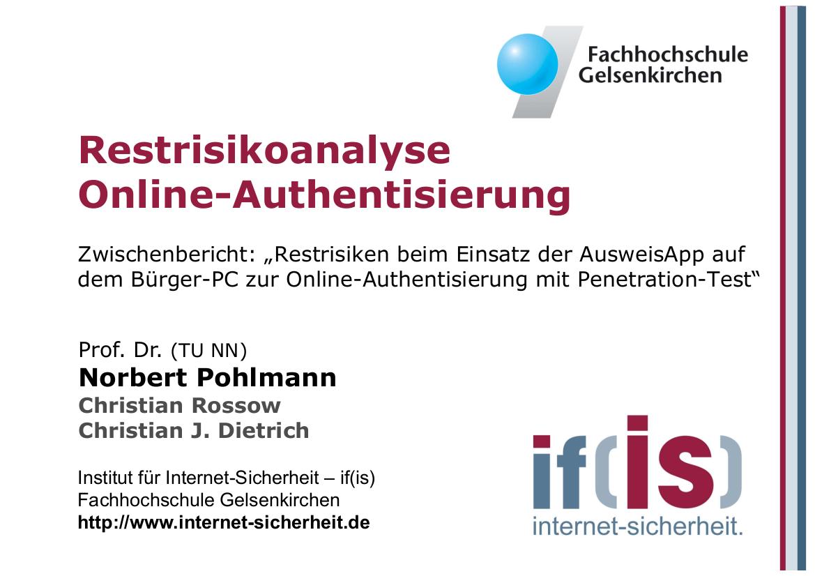 230-Restrisikoanalyse-Online-Authentisierung-Neuer-Personalausweis-nPA-Prof.-Norbert-Pohlmann