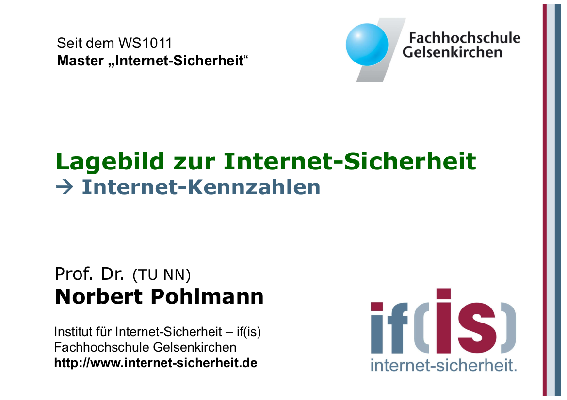 242-Lagebild-zur-Internet-Sicherheit-it-sa-Prof.-Norbert-Pohlmann