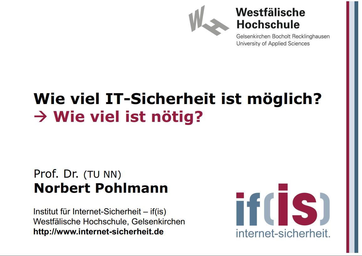 258-Wie-viel-IT-Sicherheit-ist-möglich-Wie-viel-ist-nötig-Prof-Norbert-Pohlmann