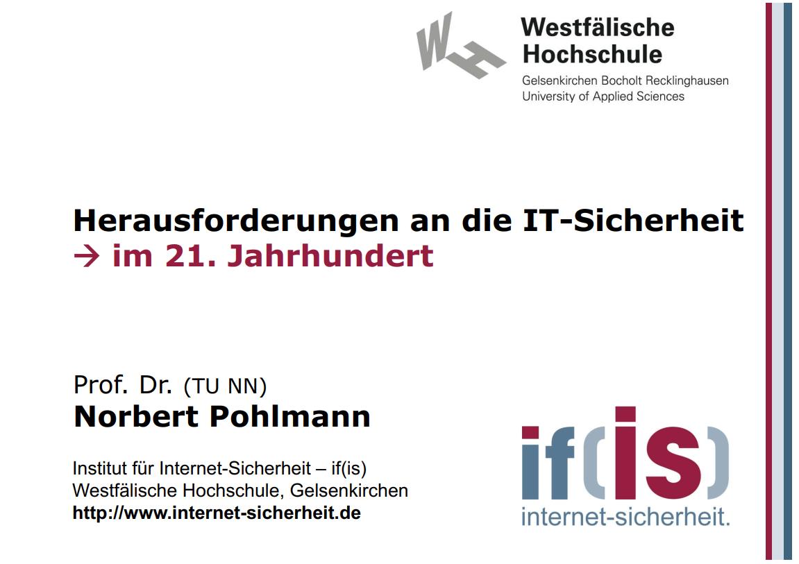 277-Herausforderungen-an-die-IT-Sicherheit-21.-Jahrhundert-Prof-Norbert-Pohlmann
