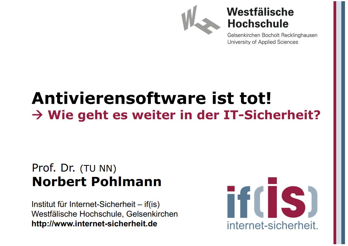 282-Antivierensoftware-ist-tot-Wie-geht-es-weiter-Prof-Norbert-Pohlmann