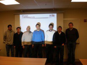 Studierenden-Gruppe-Stevens-Institut