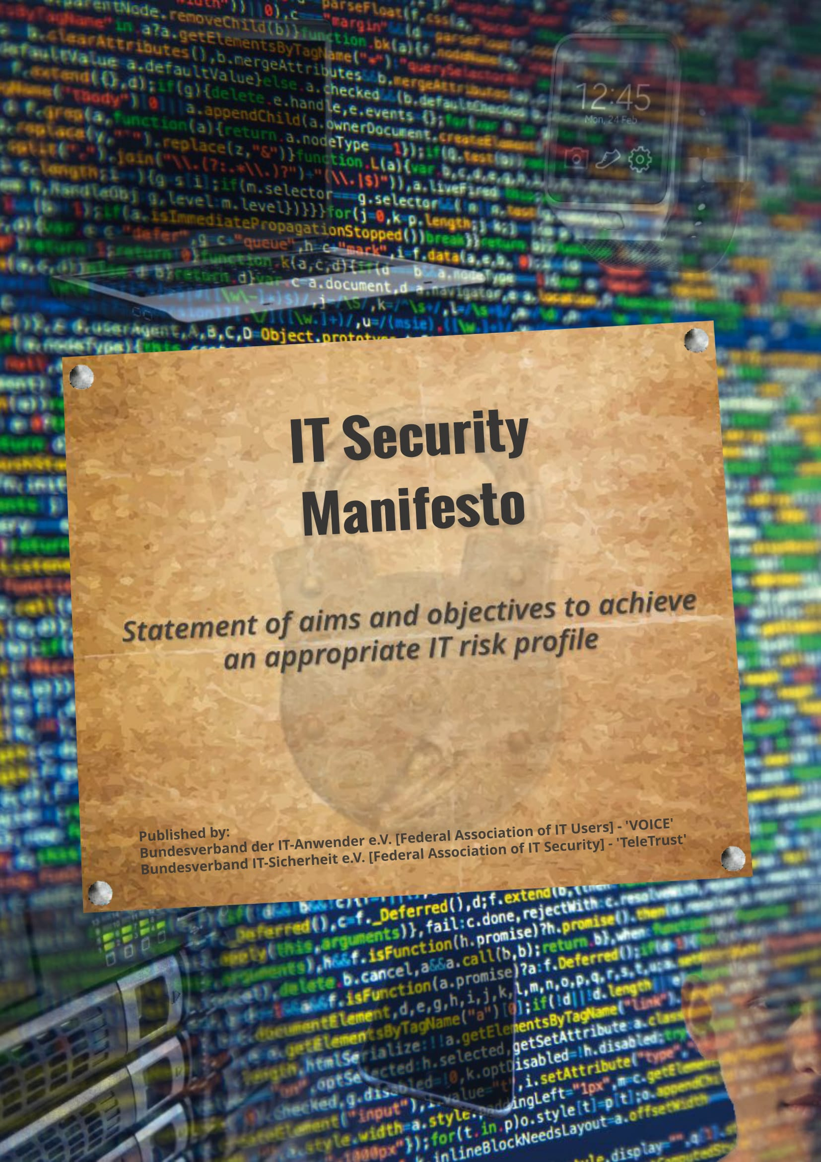 IT Security Manifesto