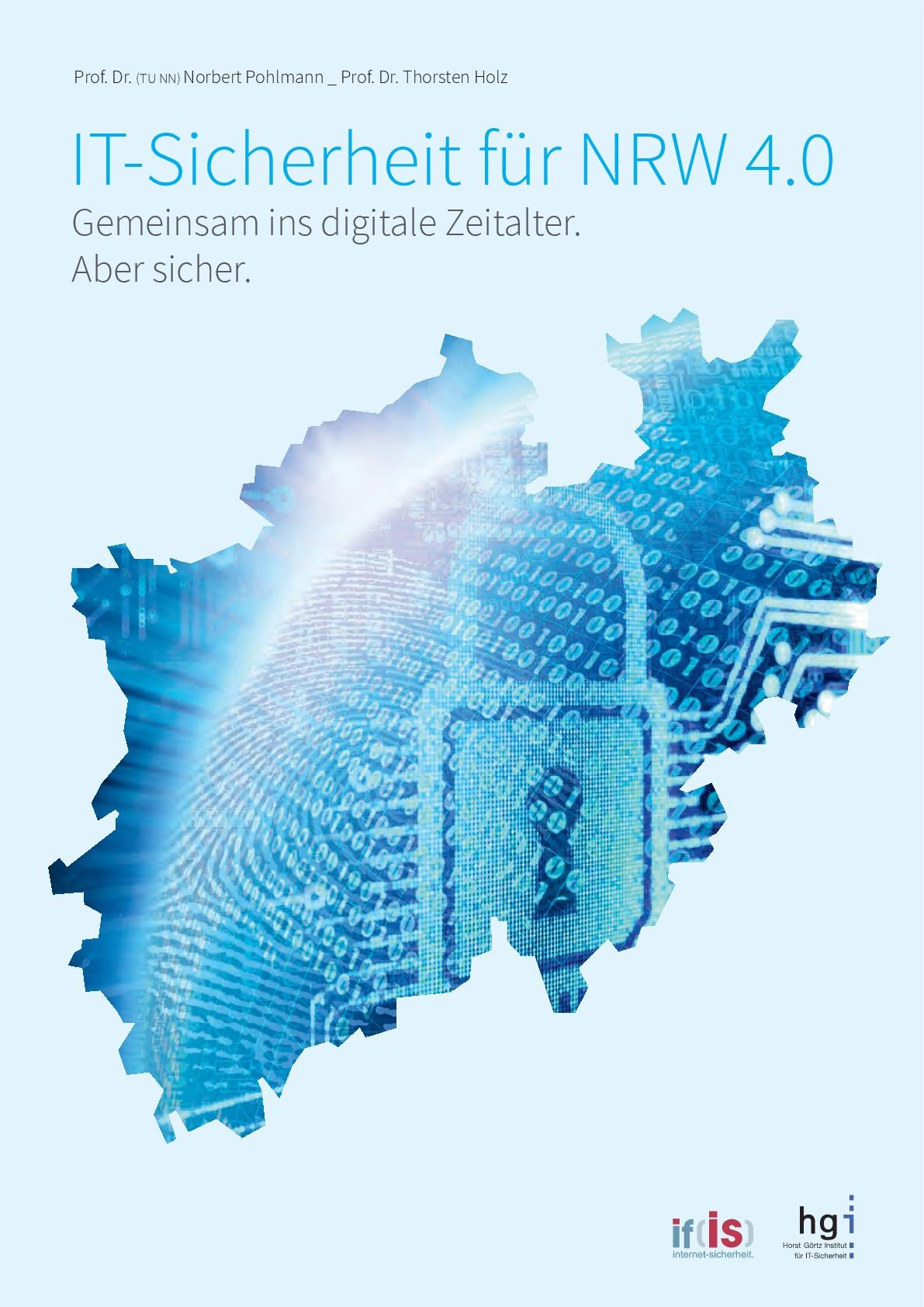 Strategiepapier IT-Sicherheit NRW - Prof. Norbert Pohlmann 2016-1-1-001