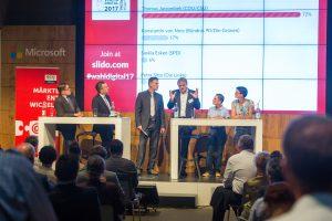 polITalk 2017: Sicherheit und Vertrauen im Netz (Internetwirtschaft)
