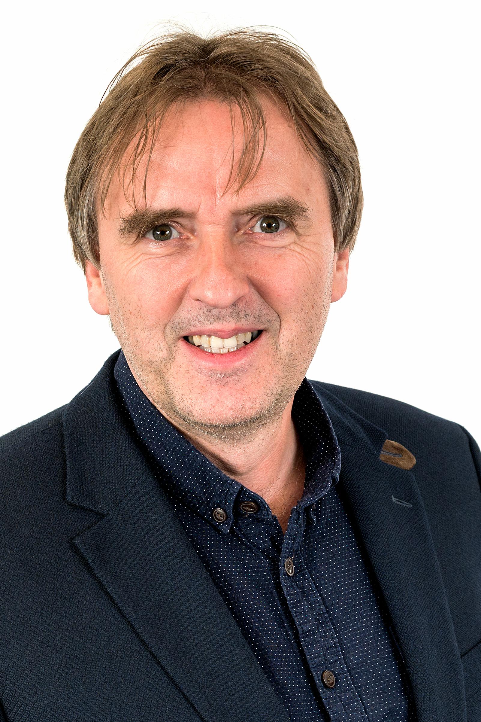 Portrait - locker - Prof. Norbert Pohlmann