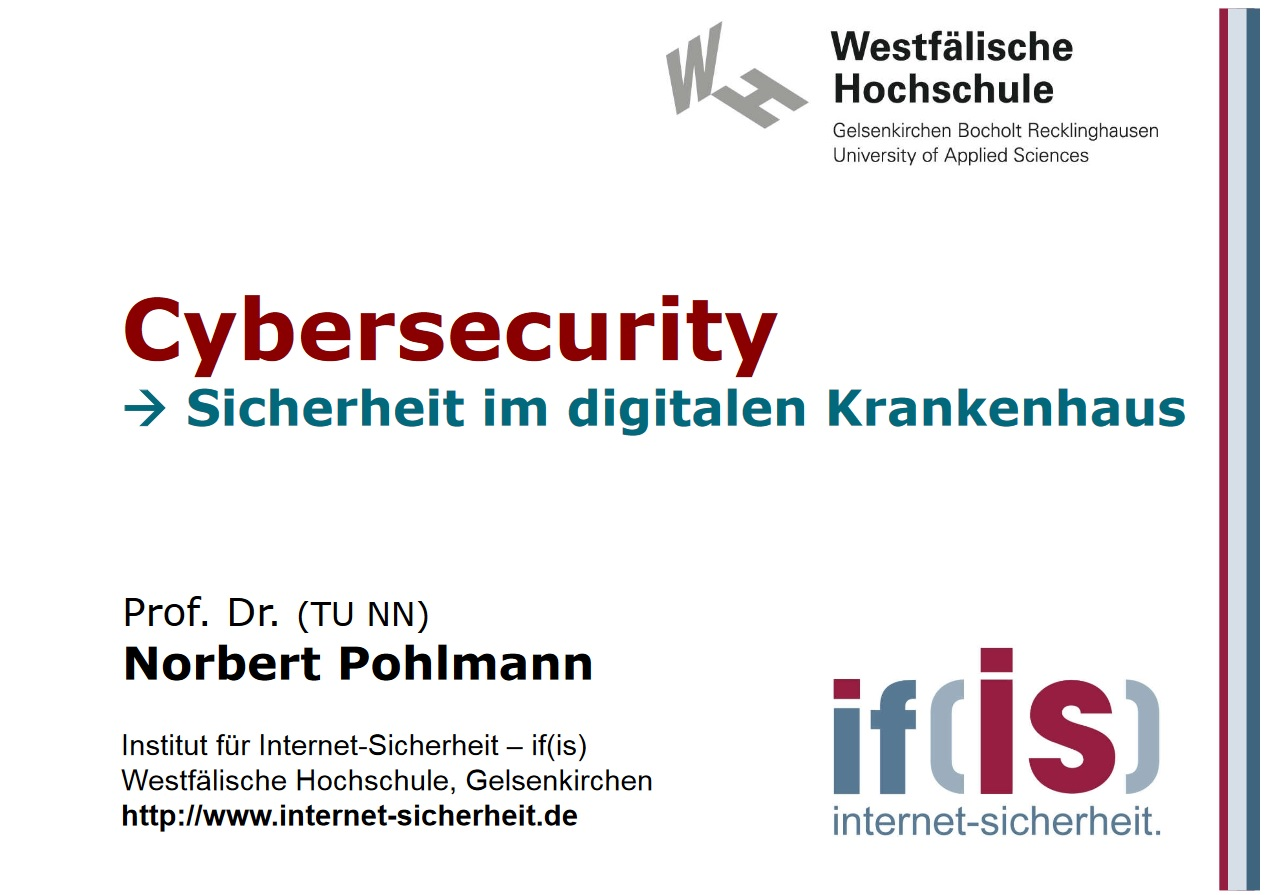 350-Cybersecurity-Sicherheit-im-digitalen-Krankenhaus-Prof.-Norbert-Pohlmann