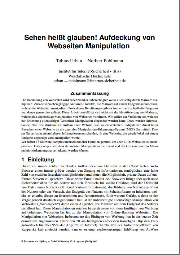 351-Sehen-heißt-glauben-Aufdeckung-von-Webseiten-Manipulation-Prof.-Norbert-Pohlmann