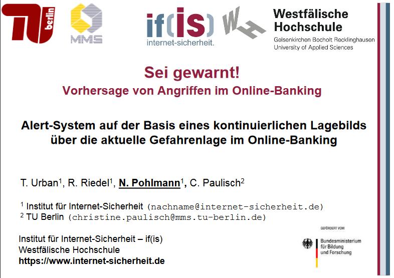 356-Sei-gewarnt-Vorhersage-von-Angriffen-im-Online-Banking-Alert-System-Prof.-Norbert-Pohlmann