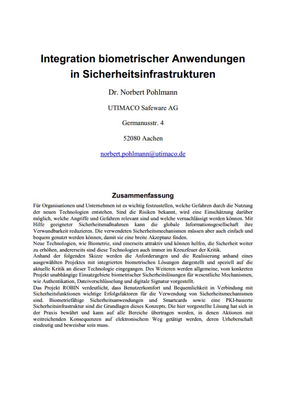 141-Biometrie-Integration-biometrischer-Anwendungen-in-Sicherheitsinfrastrukturen-Prof.-Norbert-Pohlmann