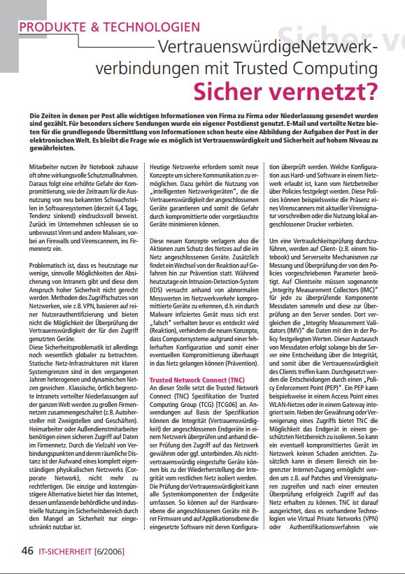 188-Vertrauenswürdige-Netzwerkverbindungen-mit-Trusted-Computing-–-Sicher-vernetzt-Prof.-Norbert-Pohlmann