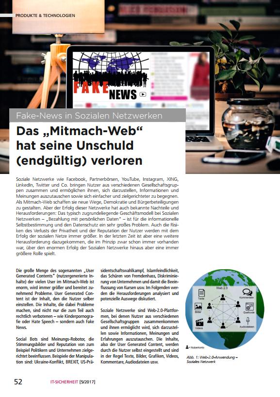 363-Fake-News-in-Sozialen-Netzwerken-–-Das-Mitmach-Web-hat-seine-Unschuld-endgültig-verloren-Prof.-Norbert-Pohlmann