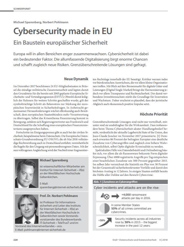 372-Cybersecurity-made-in-EU-Ein-Baustein-europäischer-Sicherheit-Prof.-Norbert-Pohlmann