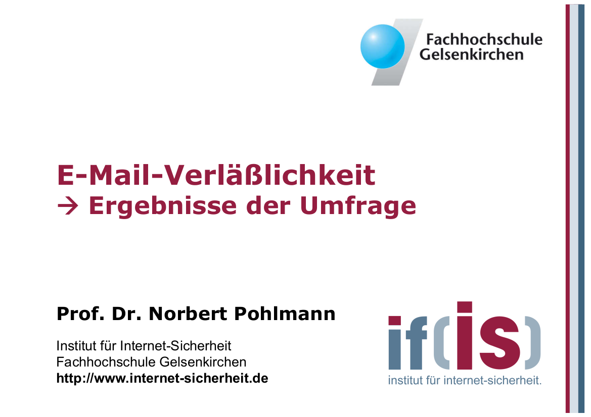 162-E-Mail-Verlässlichkeit-Ergebnisse-der-Umfrage-Prof.-Dr.-Norbert-Pohlmann