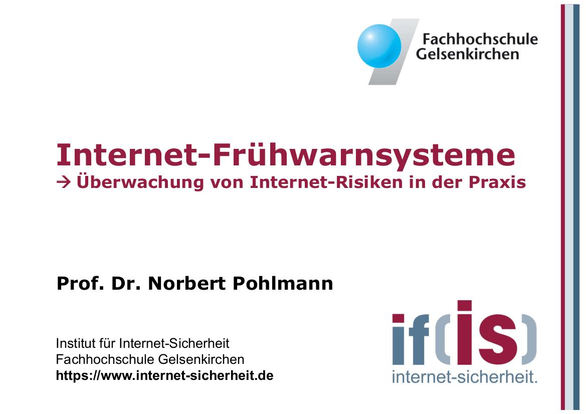 180-Internet-Frühwarnsysteme-Überwachung-von-Internet-Risiken-in-der-Praxis-Prof.-Pohlmann