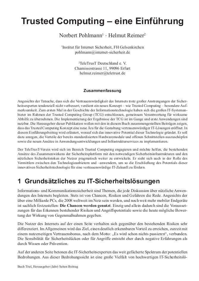212-Trusted-Computing-–-eine-Einführung-Prof-Norbert-Pohlmann