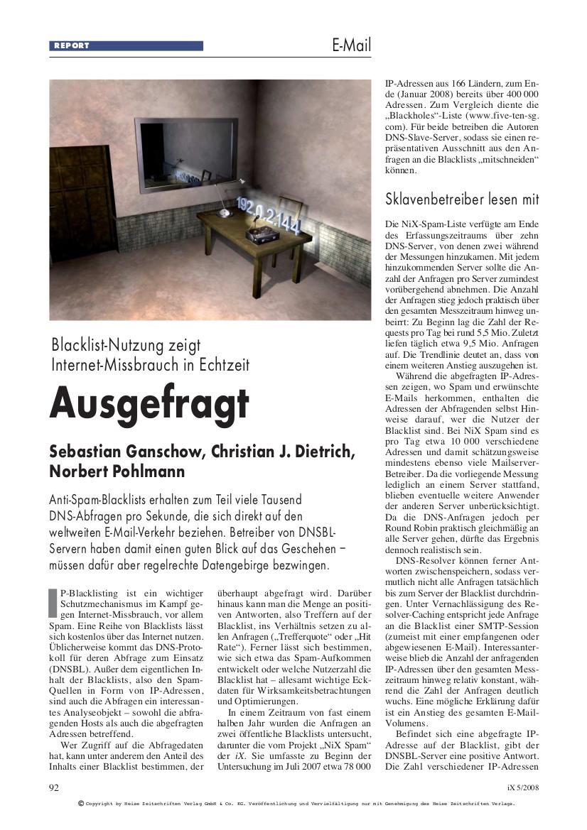 222-Ausgefragt-Blacklist-Nutzung-zeigt-Internet-Missbrauch-in-Echtzeit-Prof.-Norbert-Pohlmann