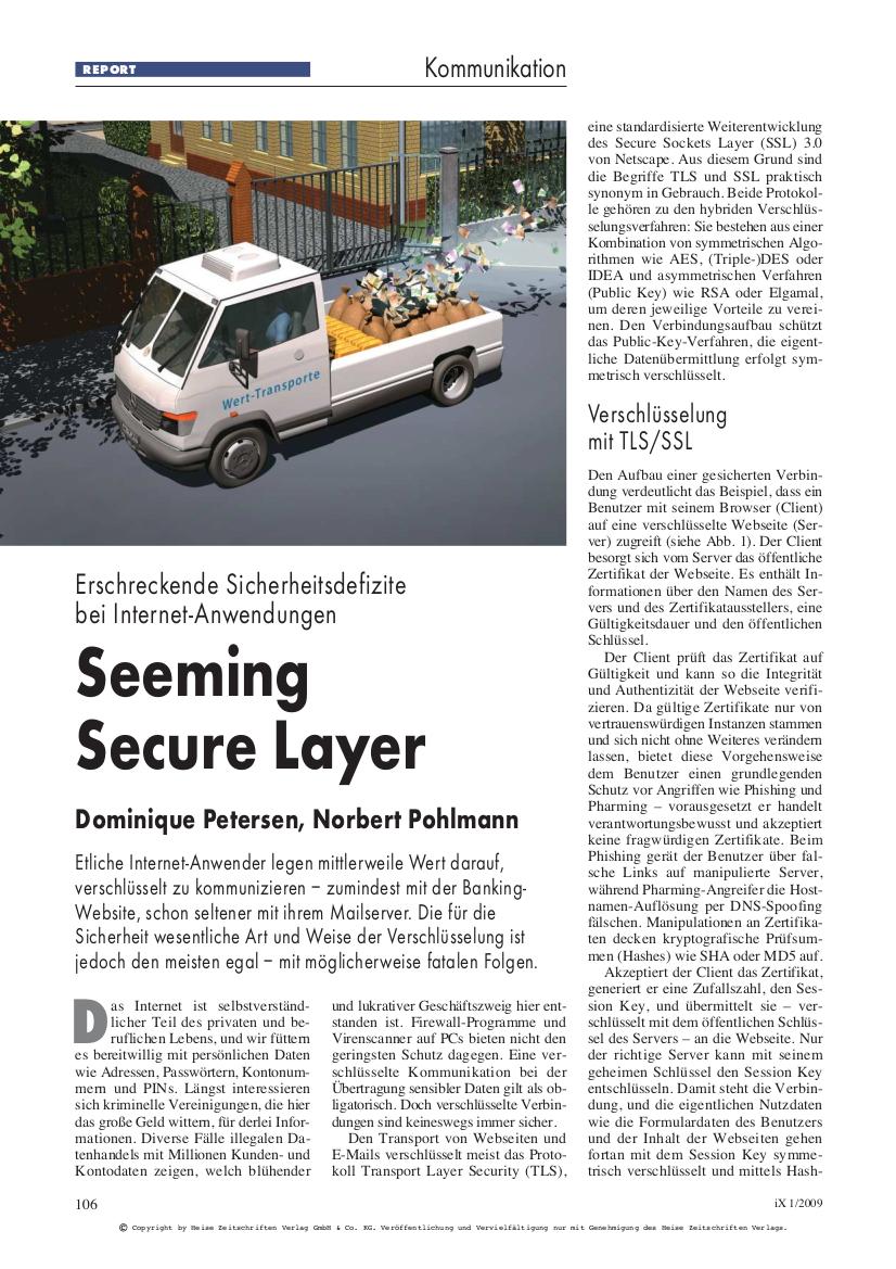 240-Seeming-Secure-Layer-–-Erschreckende-Sicherheitsdefizite-bei-Internet-Anwendungen-Prof.-Norbert-Pohlmann
