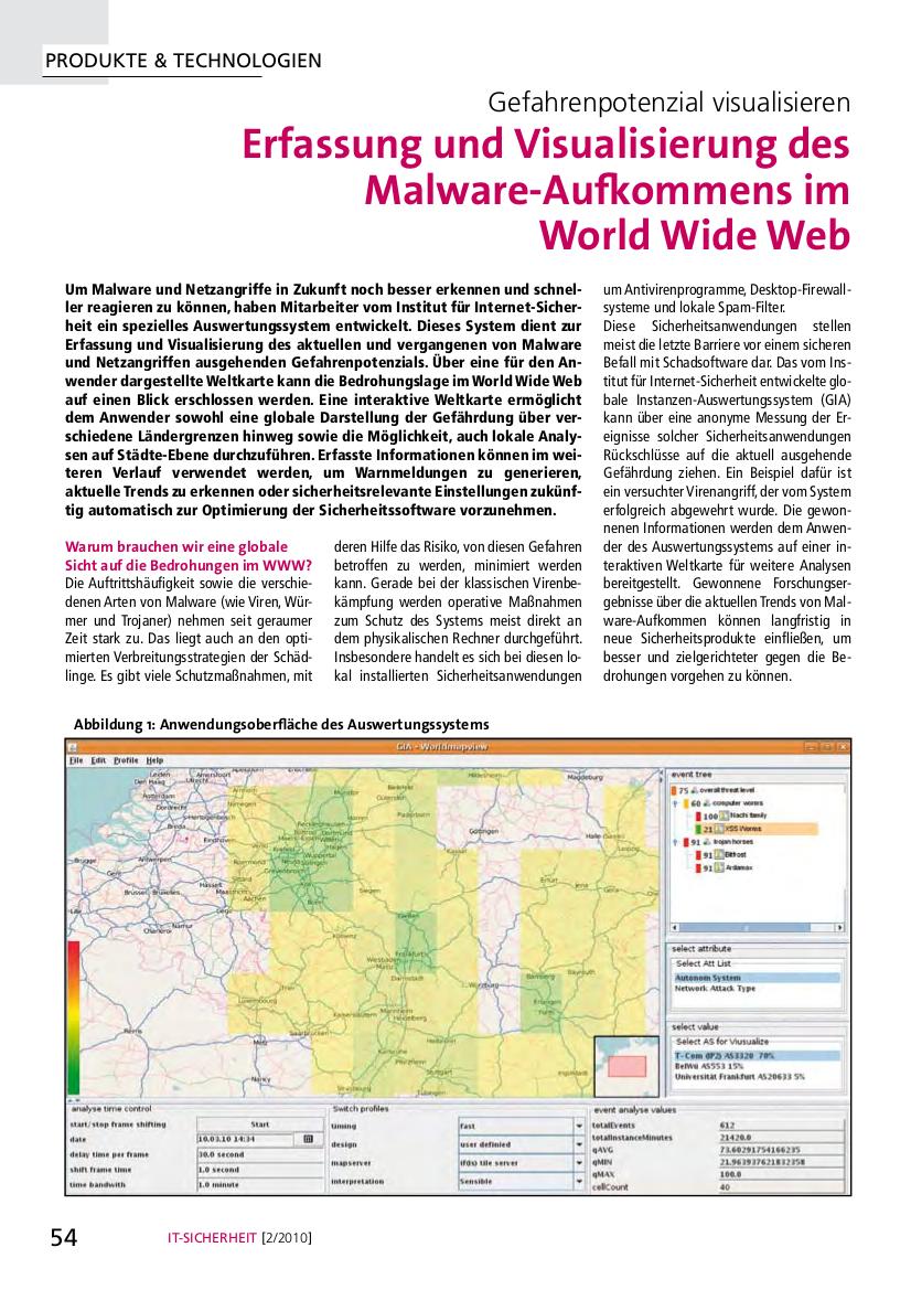 254-Gefahrenpotenzial-visualisieren-Erfassen-und-Visualisierung-des-Malware-Aufkommens-im-World-Wilde-Web-Prof-Norbert-Pohlmann