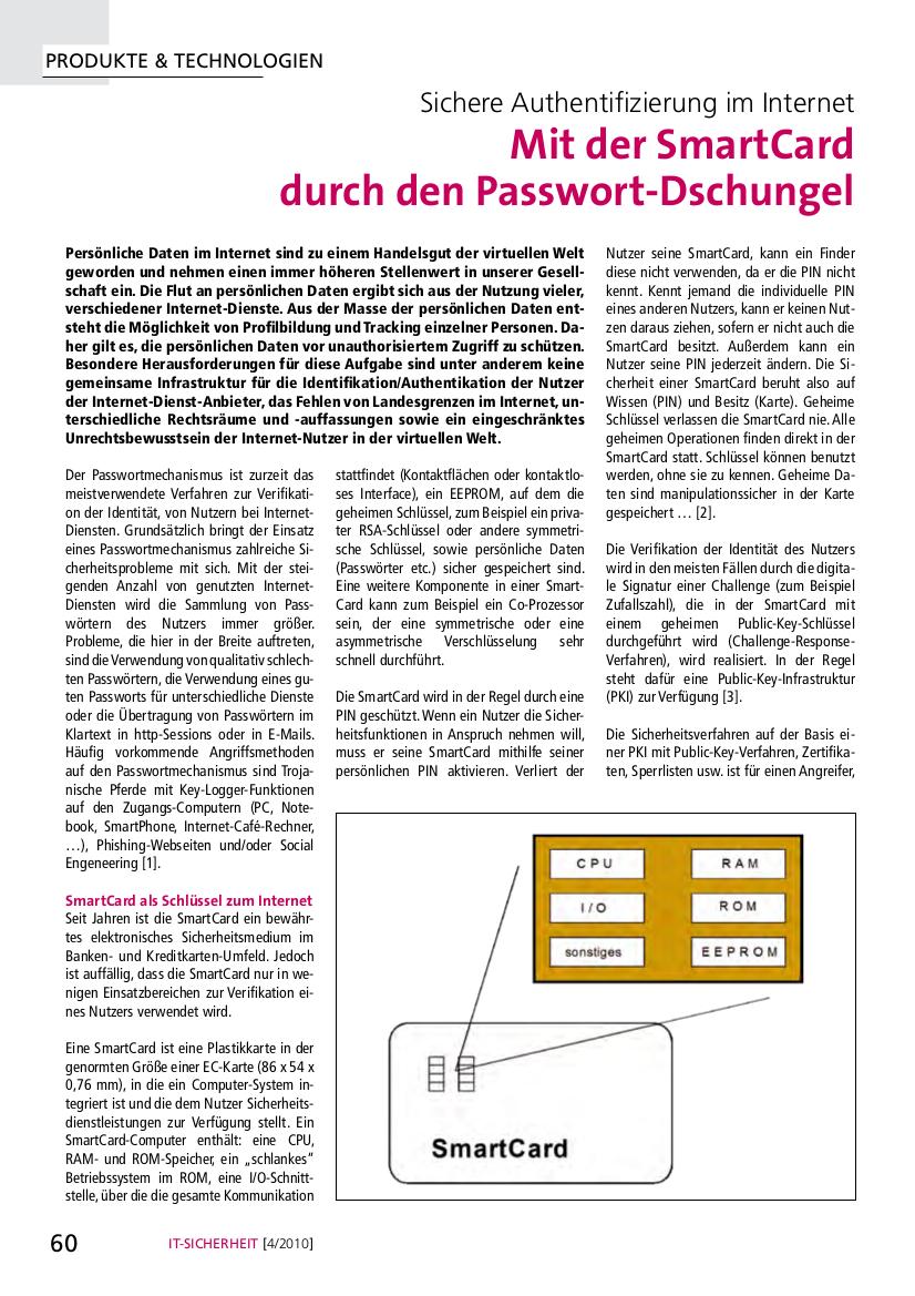 265-Sichere-Authentifizierung-im-Internet-Mit-der-SmartCard-durch-den-Passwort-Jungel-Prof-Norbert-Pohlmann