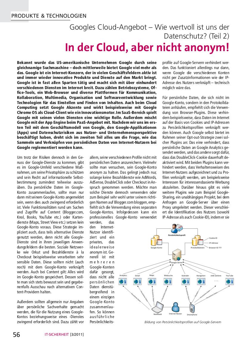 277-In-der-Cloud-aber-nicht-anonym-Googles-Cloud-Angebot-–-Wie-wertvoll-ist-uns-der-Datenschutz-Teil-2-Prof-Norbert-Pohlmann