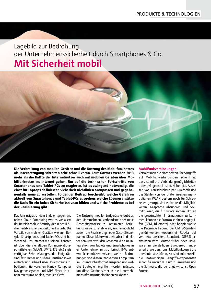 285-Mit-Sicherheit-mobil-Lagebild-zur-Bedrohung-der-Unternehmenssicherheit-durch-Smartphones-Co-Prof.-Norbert-Pohlmann