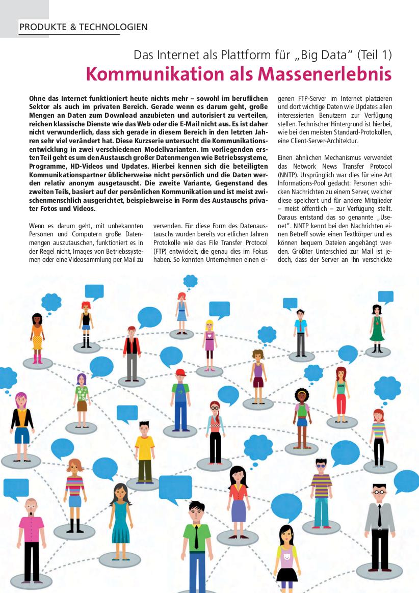 """289-Kommunikation-als-Massenerlebnis-Das-Internet-als-Plattform-für-""""Big-Data""""-Teil-1-Prof-Norbert-Pohlmann"""