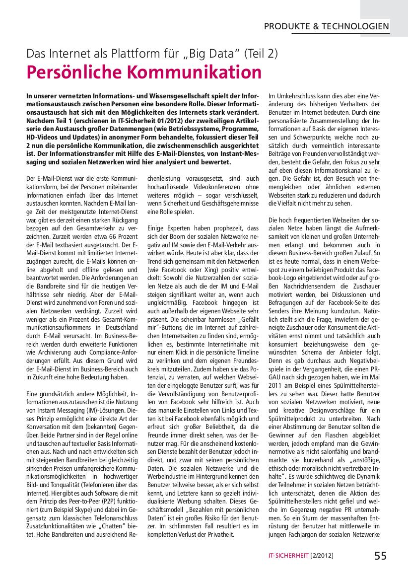 291-Das-Internet-als-Plattform-für-Big-Data-Teil-2-Persönliche-Kommunikation-fokussiert-auf-die-persönliche-und-zwischenmenschliche-Kommunikation-im-Interne-Prof-Norbert-Pohlmann