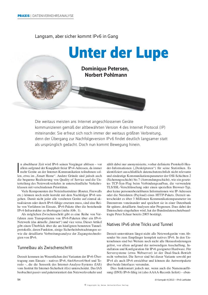 305-Unter-der-Lupe-Langsam-aber-sicher-kommt-IPv6-in-Gang-Prof.-Norbert-Pohlmann