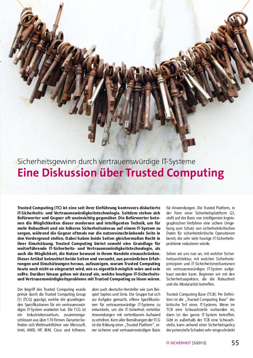 306-Eine-Diskussion-über-Trusted-Computing-Sicherheitsgewinn-durch-vertrauenswürdige-IT-Systeme-Prof-Norbert-Pohlmann