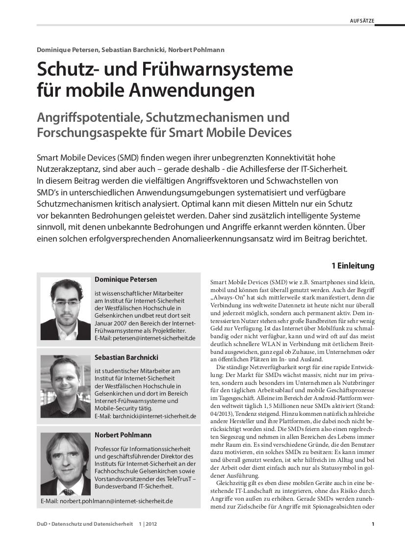 309-Schutz-und-Frühwarnsysteme-für-mobile-Anwendungen-Prof-Norbert-Pohlmann