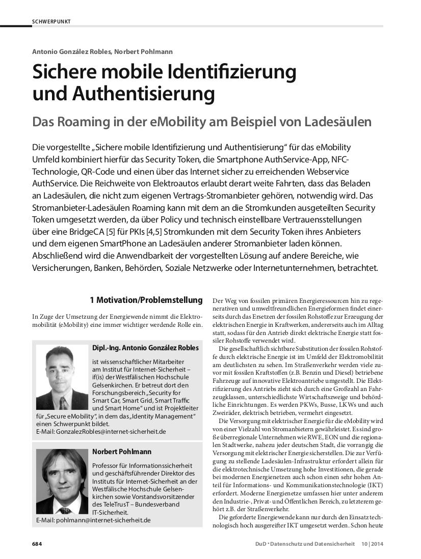 318-Sichere-mobile-Identifizierung-und-Authentisierung-Prof-Norbert-Pohlmann1