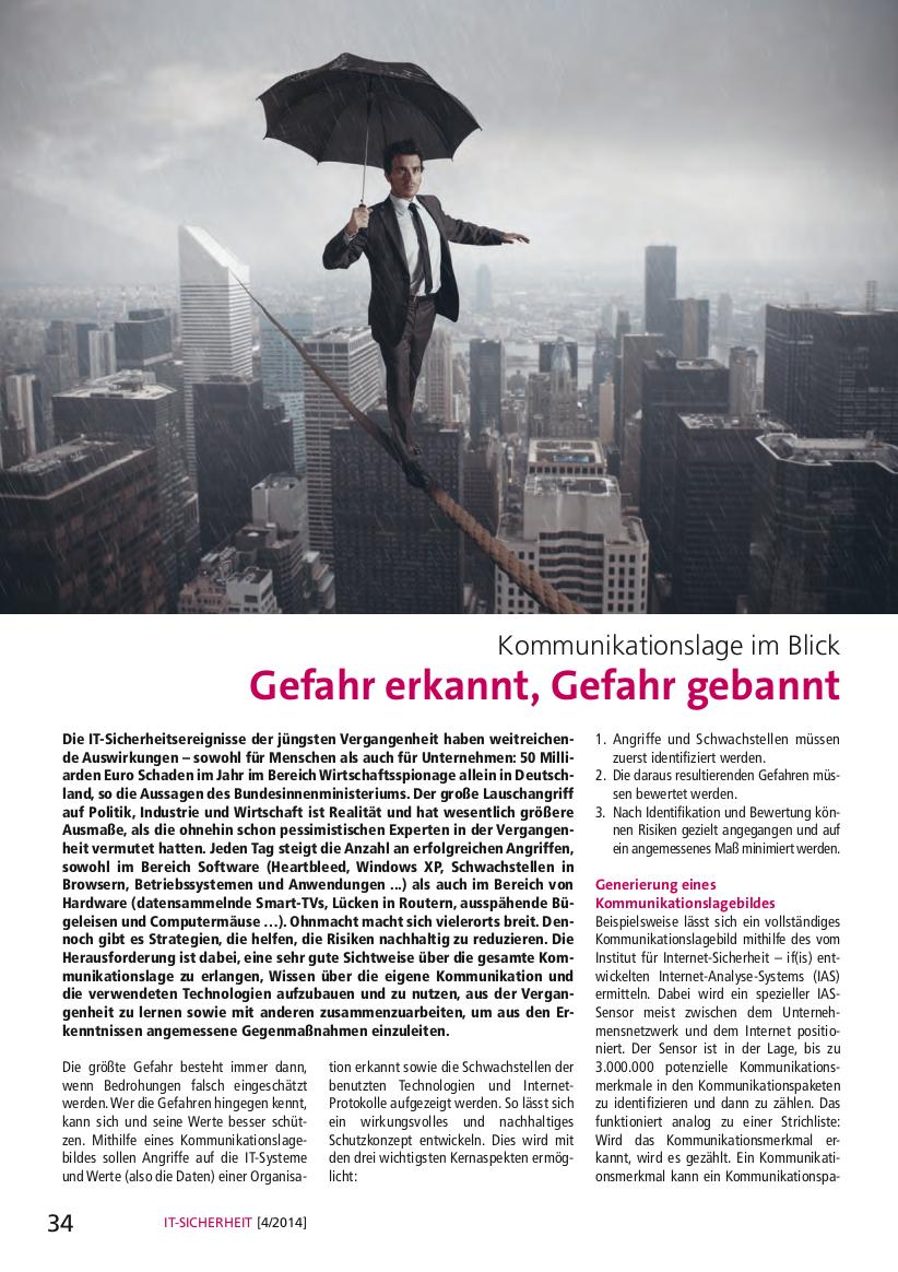 319-Kommunikationslage-im-Blick-Gefahr-erkannt-Gefahr-gebannt-Prof-Norbert-Pohlmann
