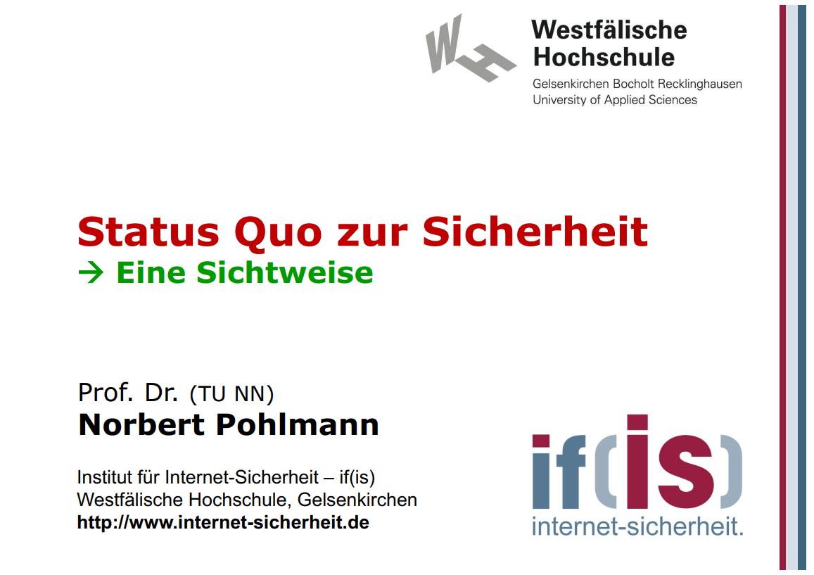 319-Status-Quo-zur-Sicherheit-Eine-Sichtweise-Prof.-Norbert-Pohlmann