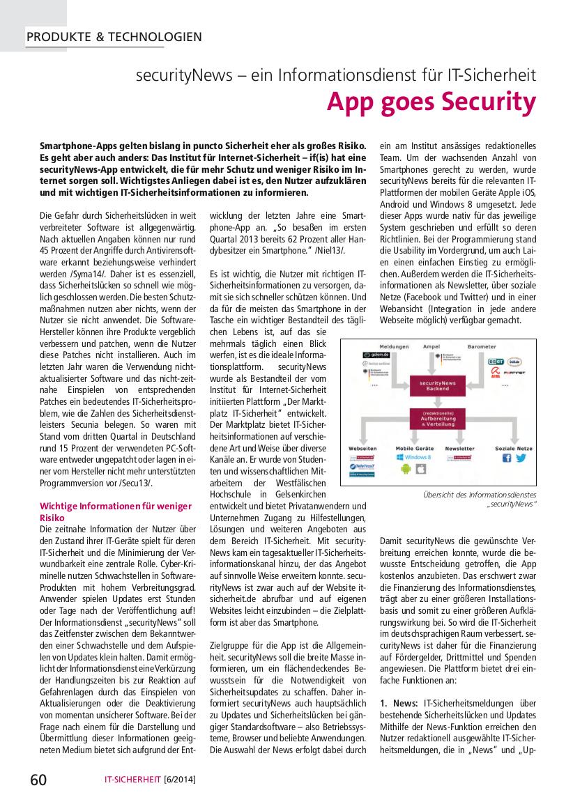 326-securityNews-–-ein-Informationsdienst-für-IT-Sicherheit-App-goes-Security-Prof-Norbert-Pohlmann
