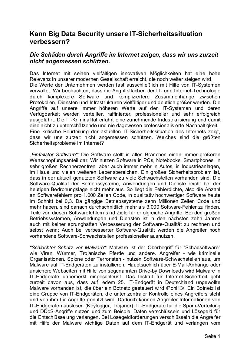 330-Kann-Big-Data-Security-unsere-IT-Sicherheitssituation-verbessern-Prof.-Norbert-Pohlmann
