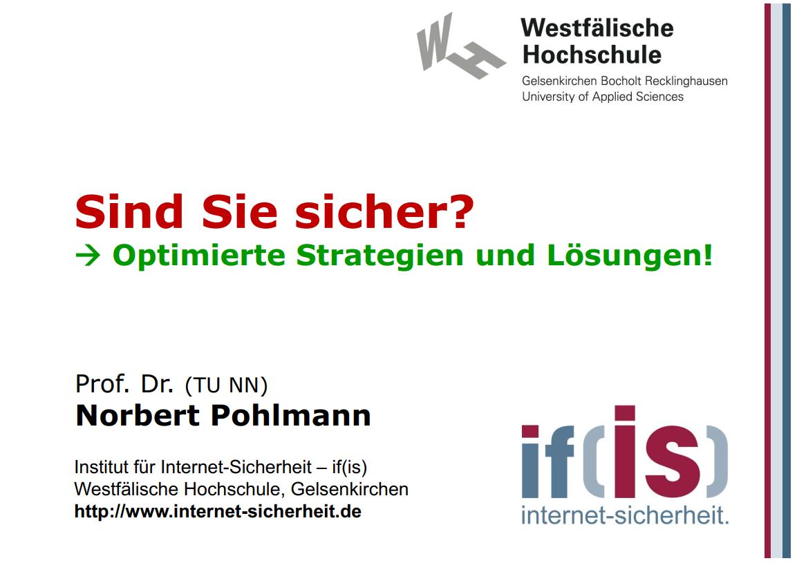 331-Sind-Sie-sicher-Optimierte-Strategien-und-Lösungen-Prof.-Norbert-Pohlmann-
