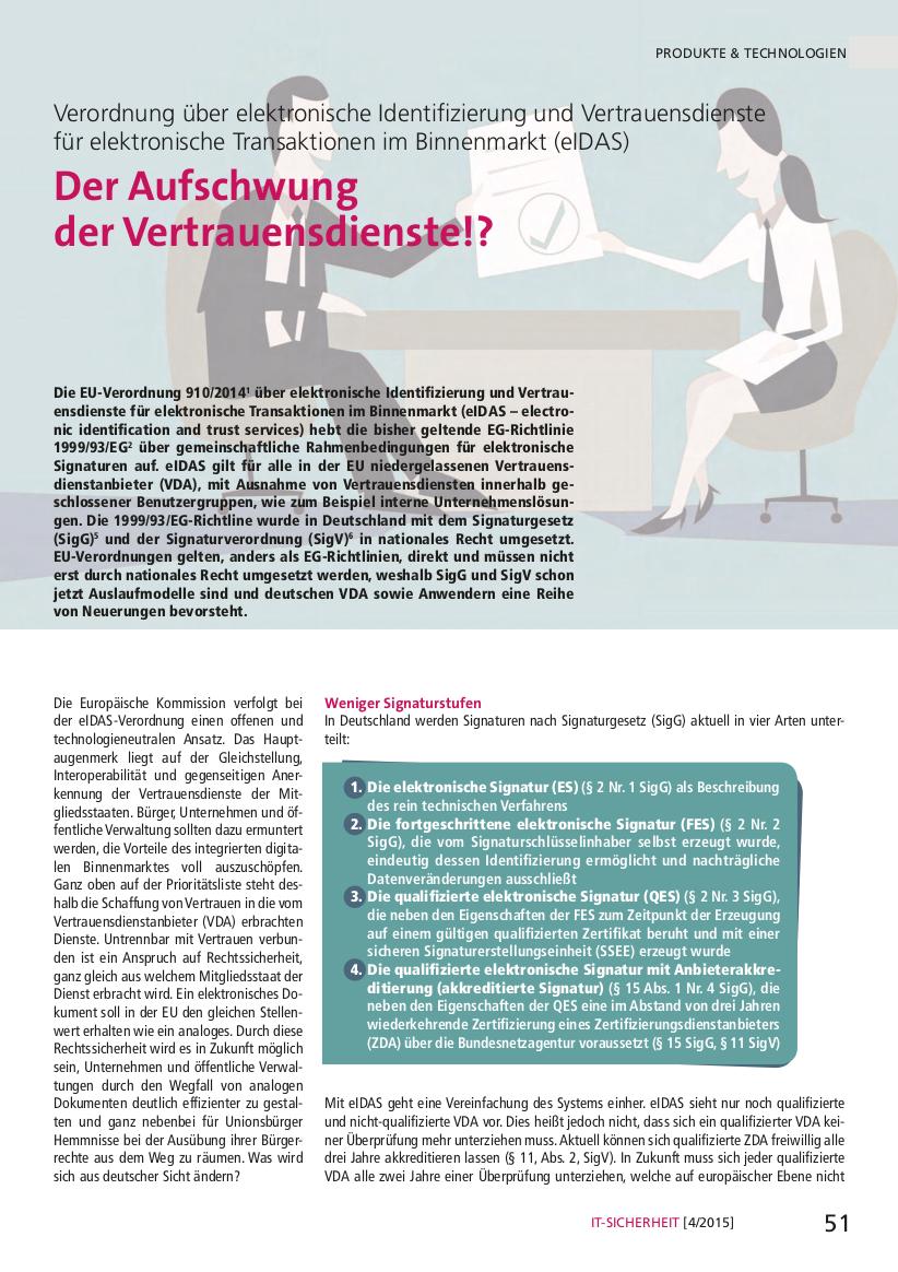 336-Der-Aufschwung-der-Vertrauensdienste-Verordnung-über-elektronische-Identifizierung-und-Vertrauensdienste-für-elektronische-Transaktionen-im-Binnenmarkt-–-eIDAS-Prof-Norbert-Pohlmann