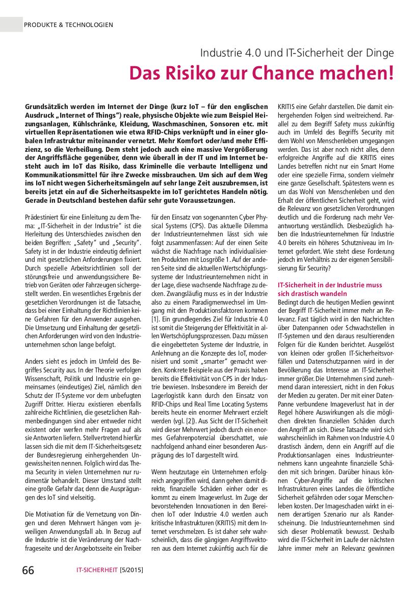 338-Das-Risiko-zur-Chance-machen-–-Industrie-4.0-und-IT-Sicherheit-der-Dinge-Prof-Norbert-Pohlmann