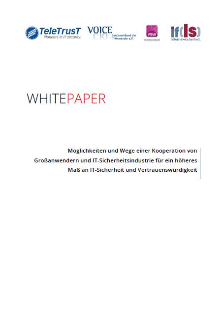 Möglichkeiten-und-Wege-einer-Kooperation-von-Großanwendern-und-IT-Sicherheitsindustrie-für-ein-höheres-Maß-an-IT-Sicherheit-und-Vertrauenswürdigkeit-Prof.-Norbert-Pohlmann