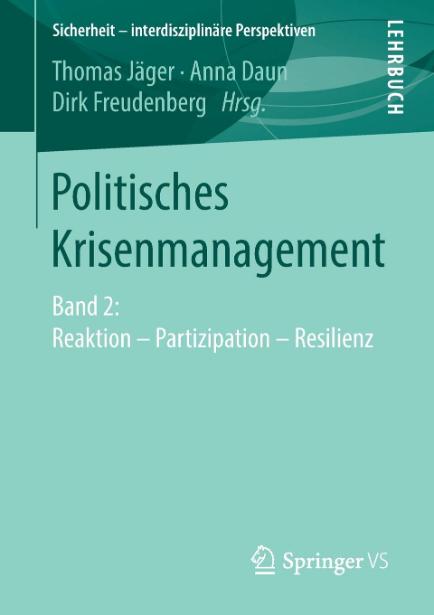 Politisches Krisenmanagement Band 2