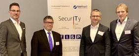 Foto Vorstand Bundesverband IT-Sicherheit - TeleTrusT - Prof. Norbert Pohlmann